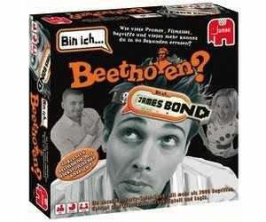 Jumbo Bin ich Beethoven? für 8€ @Hugendubel