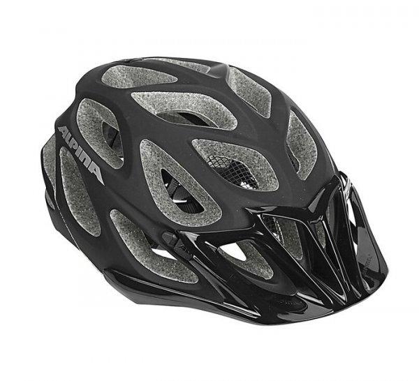 Alpina Mythos 2.0 LE matt-schwarz Fahrrad/MTB-Helm für 59,95€ bei Bike-Discount
