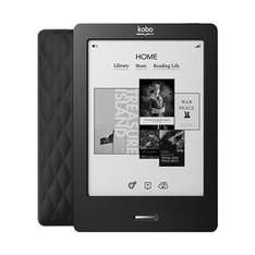 Kobo eReader Touch 2GB W-Lan in schwarz 44,- €(39€)  LOKAL[Euronics Ratingen]