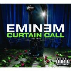 Amazon MP3 Album des Tages ! Eminem - Curtain Call NUR für 3,99€