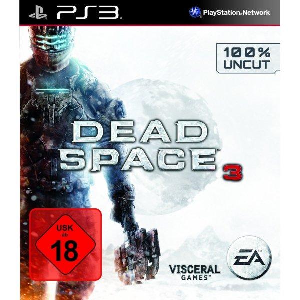 Dead Space 3 für XBOX 360, PS3, PC @ Saturn.de ab je 10,00 EUR