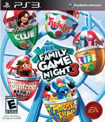 Family Game Night 3  [PS3 oder Xbox] für rund 8,81€ @ zavvi.com