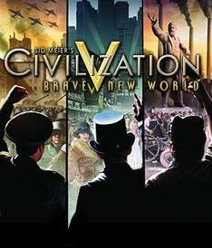 [STEAM] Civilization V: Brave New World @ Green Man Gaming