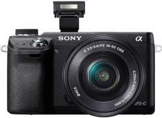 Sony Alpha NEX-6 Kit 16-50mm (NEX-6L) für 616,48 € @Amazon.fr