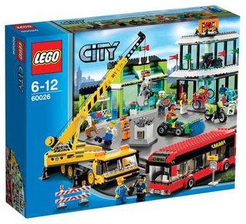 LEGO City Stadtzentrum 60026 @Galeria Kaufhof