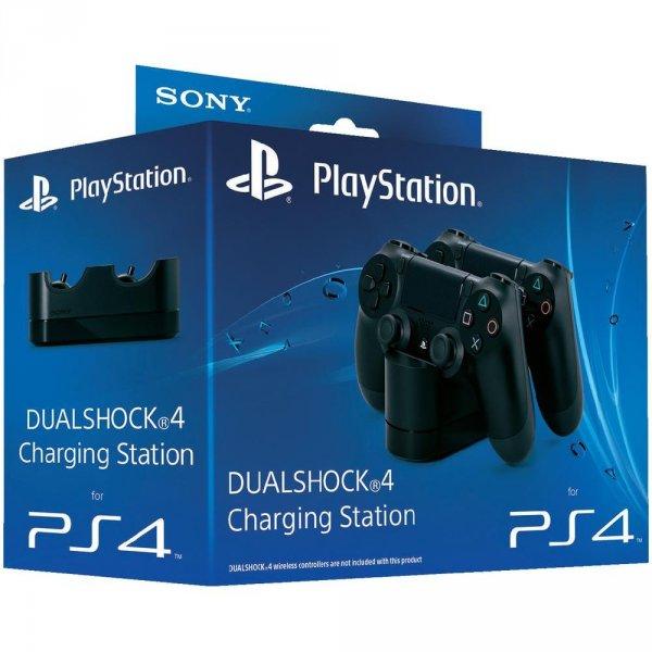 Playstation 4 - Sony DualShock 4 Charging Station günstig bei Zahlung mit Sofortüberweisung.de