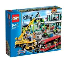 [Amazon ES] Lego City 60026 Stadtzentrum für 80,25 €