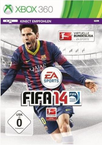 FIFA 14 (XBOX 360) durch Gutschein für 46 Euro