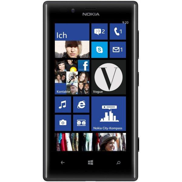 Lumia 720 schwarz neu für 158,33 € über Amazon Marketplace Verkäufer okluge