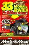 XBOX ONE Forza Paket 499,- + Fifa 14 / BF 4 / NFSR 49,- im Mitternachtsverkauf Media Markt Sulzbach