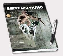 Pelikan Kugelschreiber + Magazin Seitensprung Kostenlos