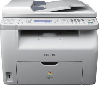 Epson CX17NF Farblaserdrucker+Kopierer+Scanner+Fax+billige Toner: 264 Euro (Idealo ab 299)