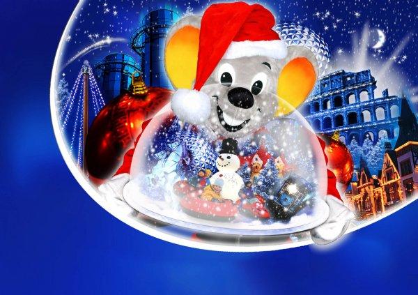 (LOKAL? Mannheim) Andechser Weihnachtsmenü essen und Freikarte für den Europa-Park bekommen.