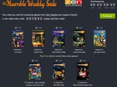 [Steam] Humble Bundle Weekly Pinball FX