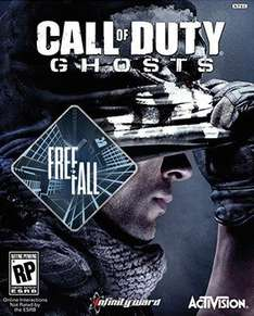 [STEAM] Call Of Duty Ghosts + Free Fall nur 36.25 mit Rabattcode!