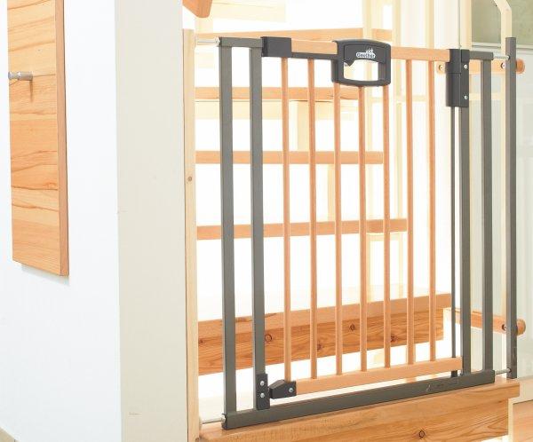Treppenschutzgitter für Babys/Kleinkinder von Geuther Easylock (ohne Bohren)