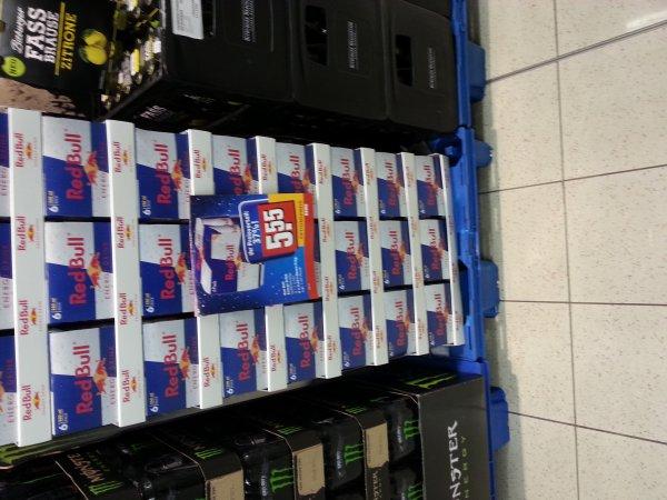 [lokal? MG] Red Bull 6x250ml für 5,55€ +Pfand