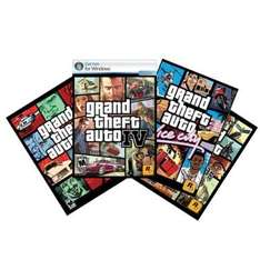 [STEAM] Grand Theft Auto Trilogy Pack + GTA IV (amazon.com)