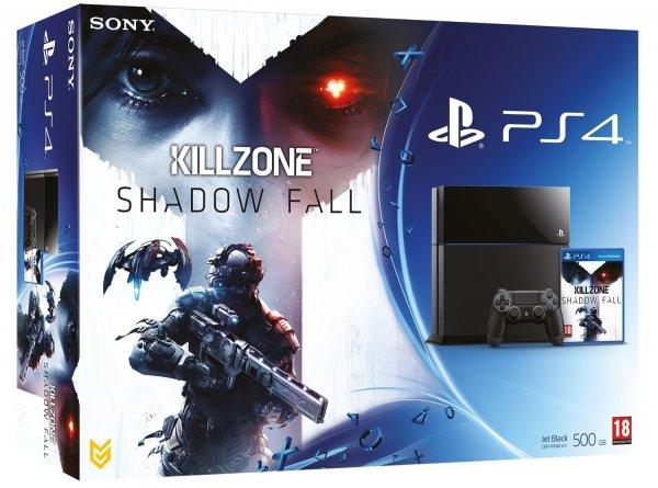 PS4 + Killzone + Expressversand  für 450,22 € am 3.12.13 erhalten!