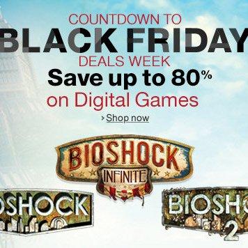 Amazon.com Black Friday Countdown [STEAM] [UPlay] - zB X-COM Collection (CLASSICS +EU + DLC) für 7,50€