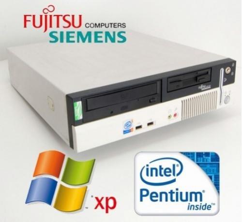 Fujitsu-Siemens PC Scenic E600 I865G 2,8GHz, 1GB RAM, 80GB XP Pro für nur 39,- EUR inkl. Versand