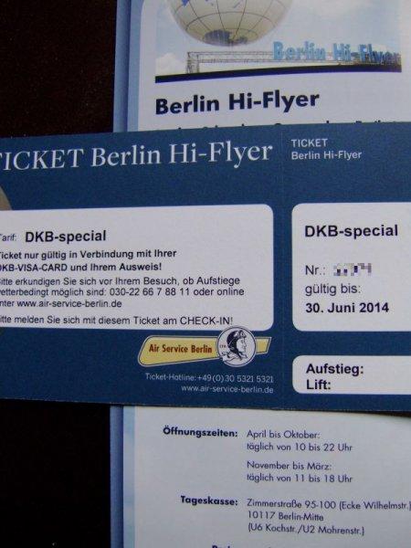 Lokal Berlin : DKB Ballon - 24.11.2013 letztmalig in diesem Jahr for free