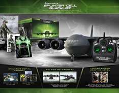 Tom Clancy's Splinter Cell Blacklist Paladin Multi-Mission Aircraft Edition(PS3) für 82€ @Amazon.com