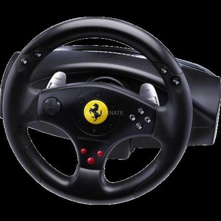Thrustmaster Ferrari GT Experience, Lenkrad für PS3 und PC