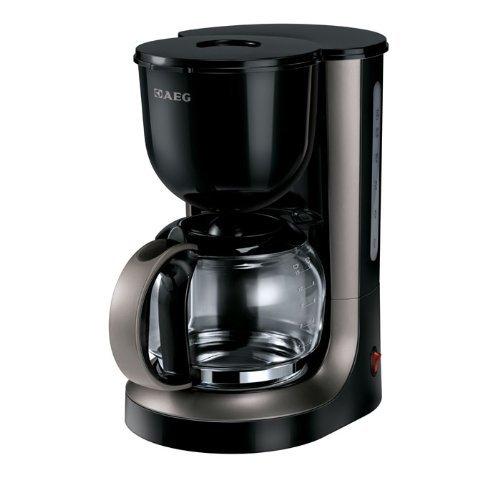 AEG Kaffeemaschine KF3110 Schwarz/Steel für 15€ @Cyberport