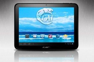 "KiK24 - Cat Phoenix Tablet PC 4 8 GB 8"" inkl. Schützhülle"