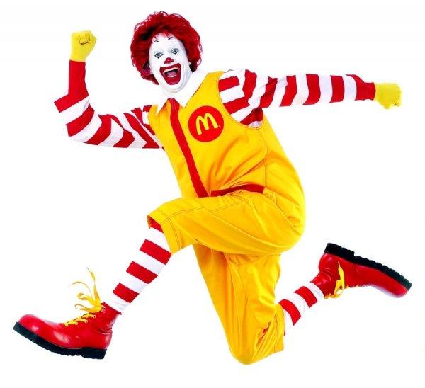 Fünf festgelegte Filme gratis downloaden durch McDonald's Schmecktakel