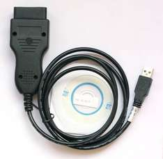 Vagcom 12.10.3 VCDS HEX CAN USB Interface OBD2 Diagnose Kabel für AUDI VW SEAT SKODA