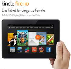 Das neue Kindle Fire HD-Tablet