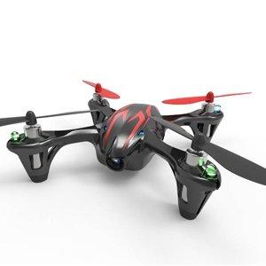 4-Kanal RC Quadrocopter (Hubsan H107C) ab 41,99€