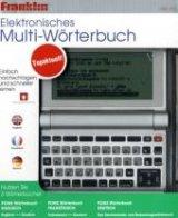 Franklin DBD-475 Elektronisches PONS Multi-Wörterbuch (Deutsch/Englisch, Deutsch/Französisch, Deutsch/Deutsch) für 33,33€ inkl. VSK (Idealo 77,94€)