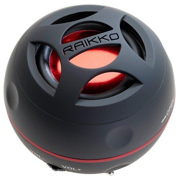RAIKKO Dance Speaker 19,95€ UND RAIKKO Dance Bluetooth Speaker 32,95