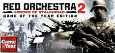 Red Orchestra 2: Heroes of Stalingrad - GOTY für 2,49€ @ Steam