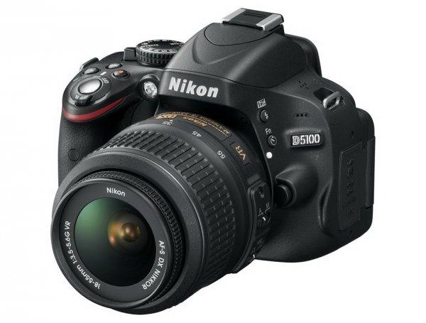 (Euronics) Nikon D5100 Kit AF-S DX 18-55 VR für 399