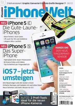 iPhone Welt die letzten 6 Ausgaben Kostenlos