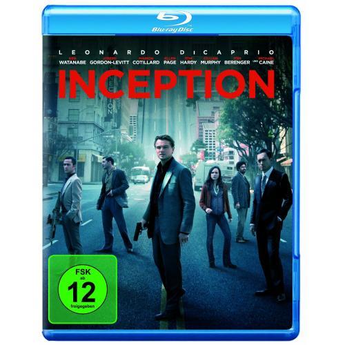 Blu-ray Deal der Woche @ Amazon - Inception für 9,97 €