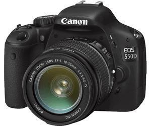 Canon EOS 550D Kit 18-55mm offline bei Kaufhof 599,- (mit Payback 569,05!)
