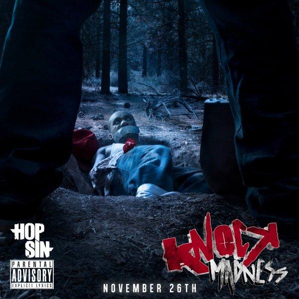 Hopsin - Knock Madness (26.11.2013)   schon jetzt offiziell auf YouTube