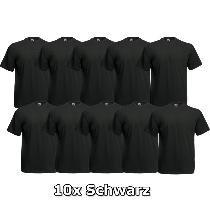 10er Pack T-Shirts Valueweight - verschiedene Farben (+3% Qipu) für 19,99€ frei Haus @DC