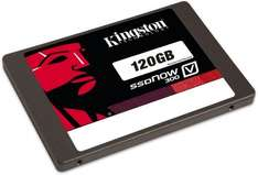 "Kingston SSD-Festplatte SV300S37A/120G 120 GB 2.5 "" SATA III (600 MB/s)"