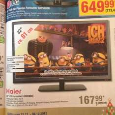 "Haier 32"" LED-TV LE32C800C (Metro)"