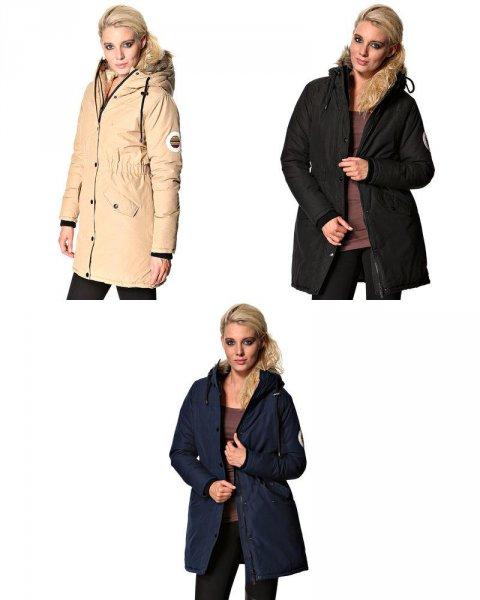 Damen Winterparka von STYLEPIT - 58% Rabatt im eBay Tagesdeal