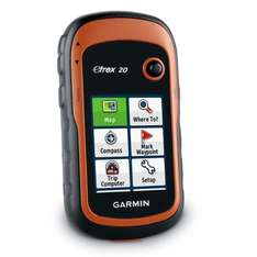 Black Friday Garmin eTrex 20 GPS Navigationsgerät für 108€ @Amazon.co.uk