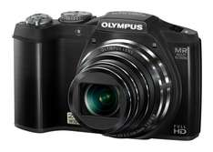 Black Friday Olympus SZ-31MR Kamera (16 Megapixel, 24-fach opt. Zoom,3 Zoll Display, 3D Fotos , Duale Bildstabilisierung) für 133€ @Amazon.uk