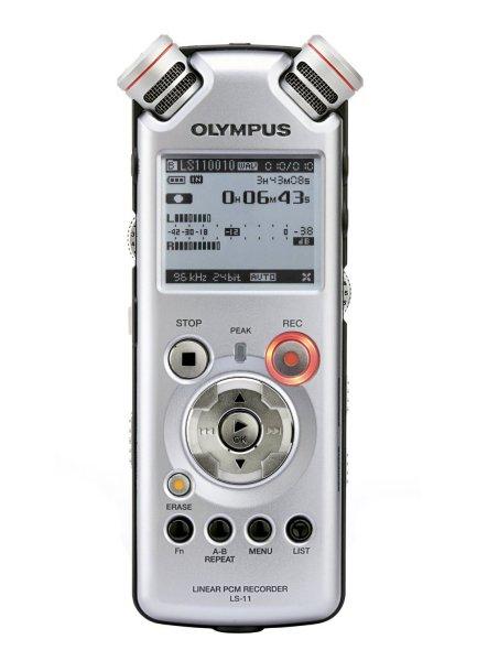 Cyber Monday - Olympus LS-11 digitaler Audiorekorder