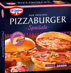Famila Nordwest (halbwegs lokal) - ab Donnerstag: Dr. Oetker Pizzaburger für 0,99€ (durch Coupon)!